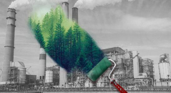 Big Banks, Big Oil and Utilities are Greenwashing the Climate Crisis