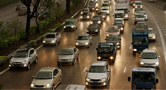 Particulate Matter Pollution from Transportation