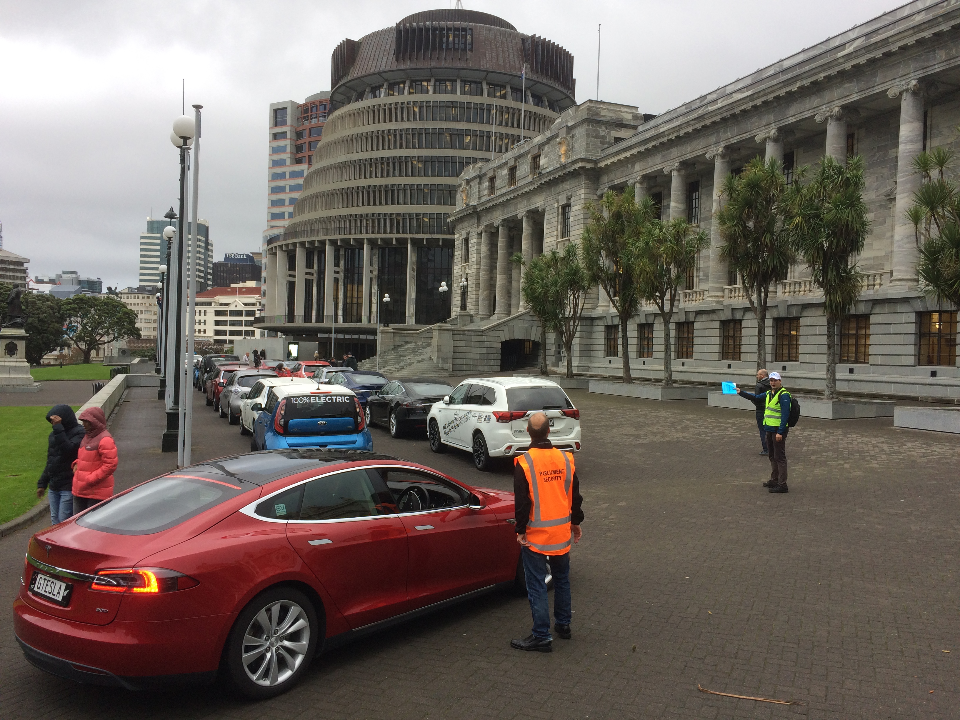 News from Leading The Charge NZ