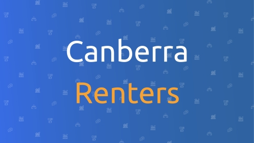 Canberra Renters facebook group