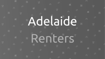 Adelaide Renters facebook group