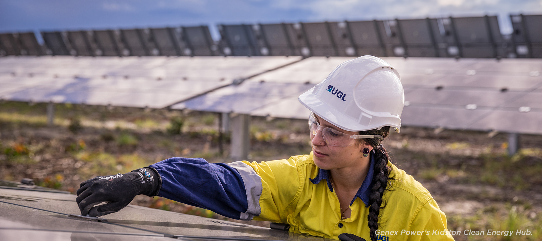 For Jobs | Shifting to renewable power is a huge opportunity for our economy and Australian jobs market.