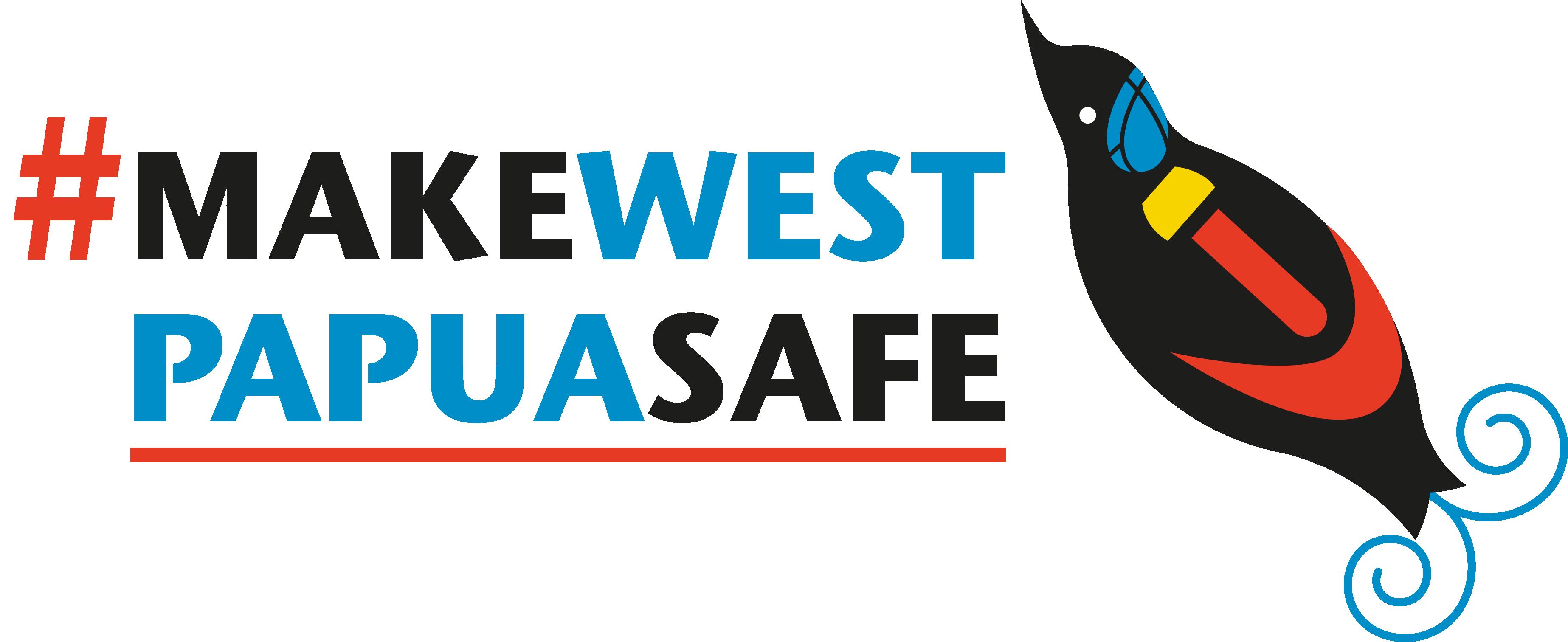 Make West Papua Safe logo