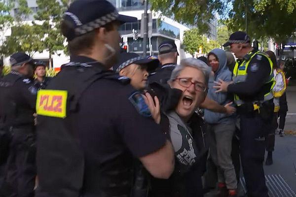 Margie arrested