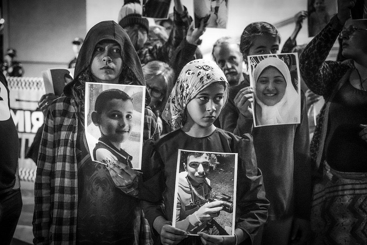 Palestine - kids with kids photos