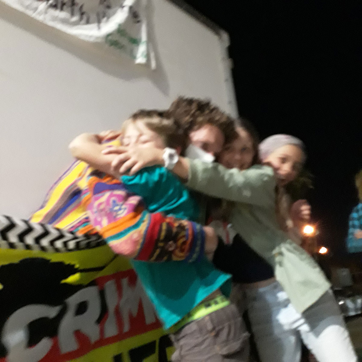 franz hug truck kids action