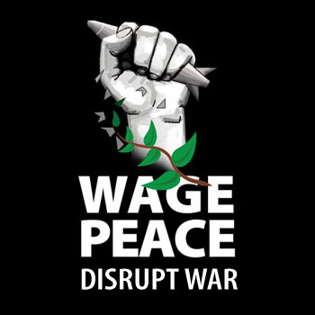 Wage Peace Logo