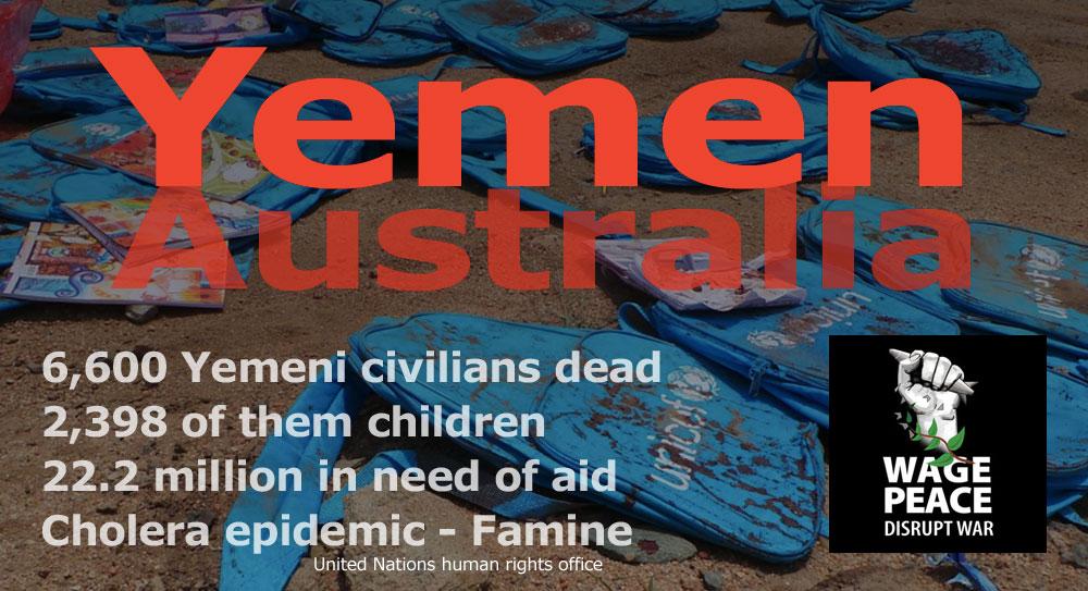 Yemen Australia