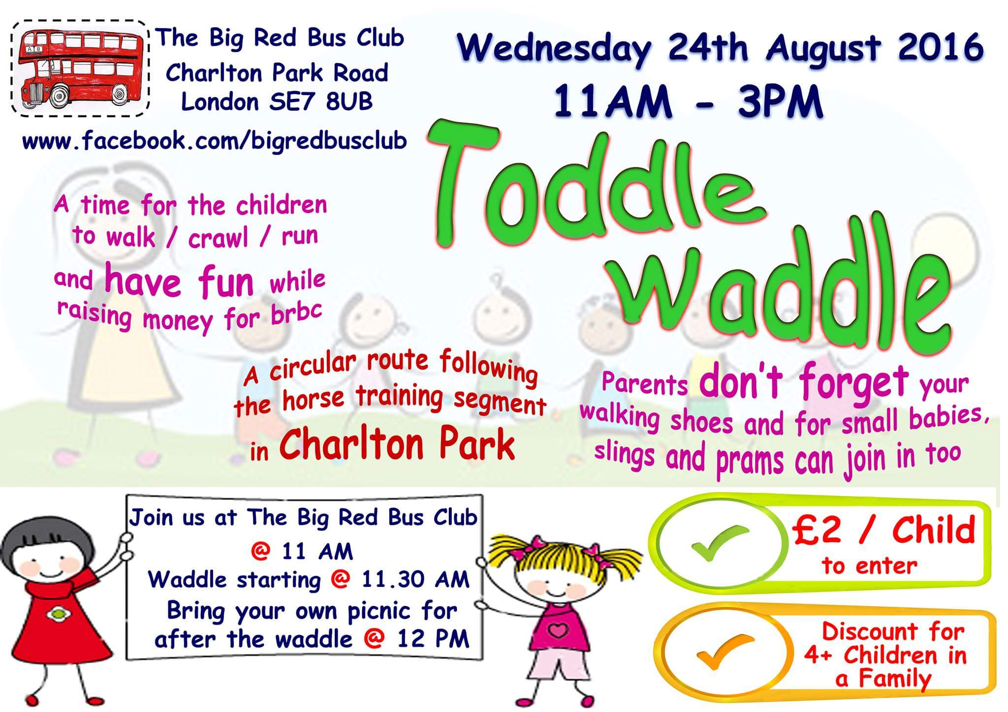 Toddle Waddle advert
