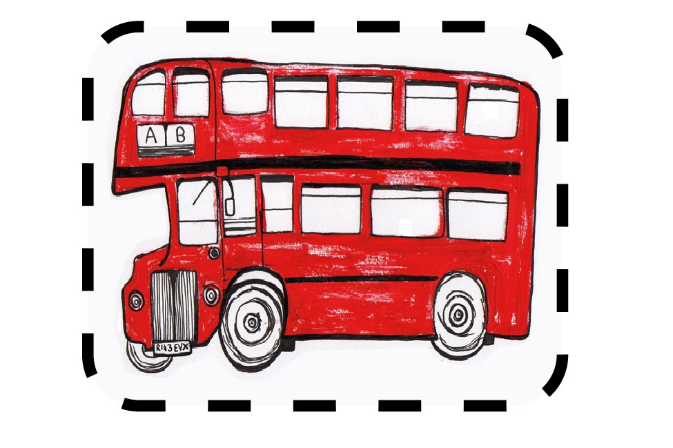 Find us - The Big Red Bus Club