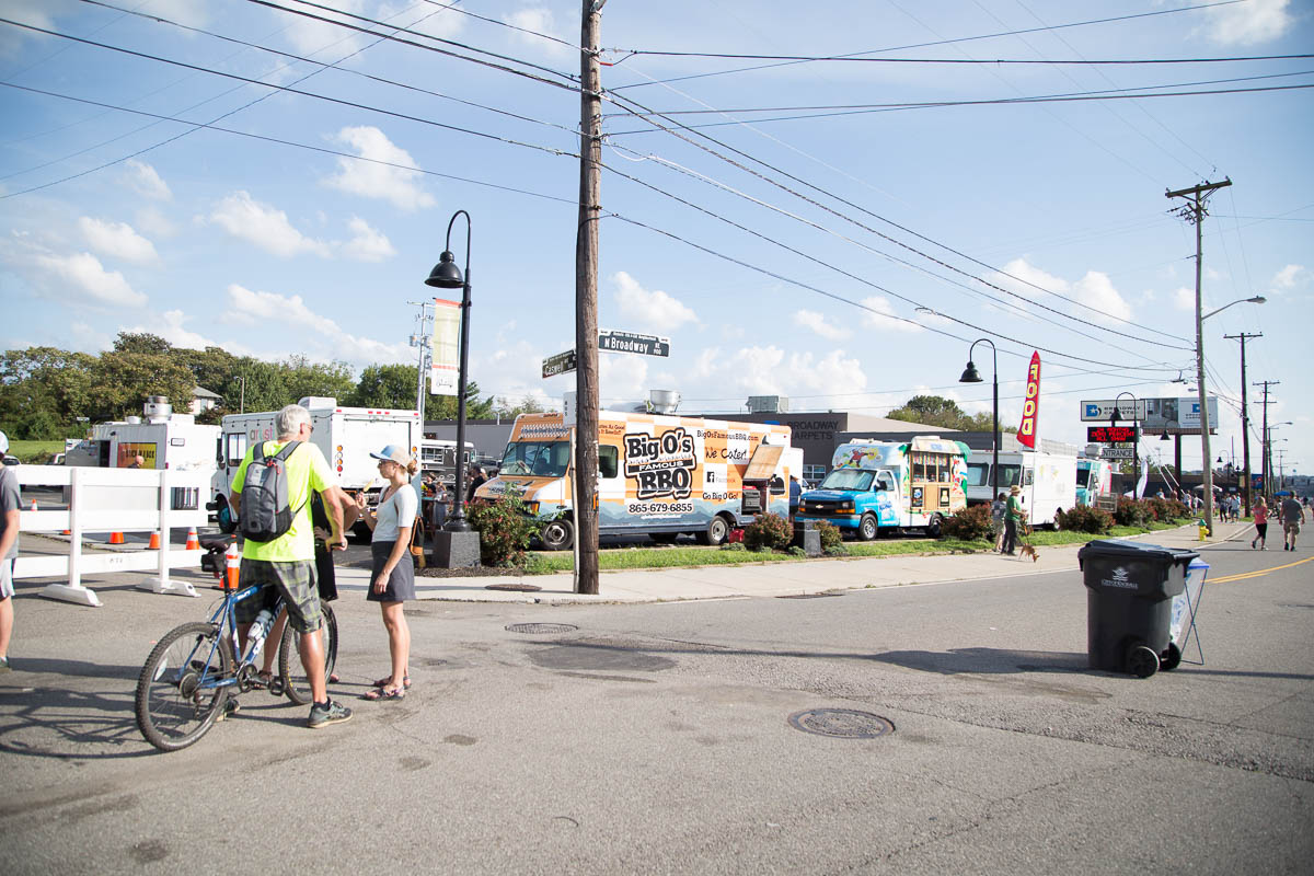 Food Trucks - Bike Walk Knoxville