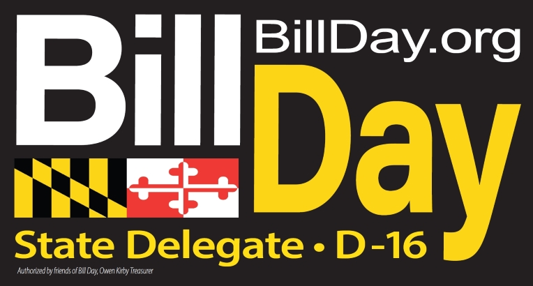 Bill Day for State Delegate
