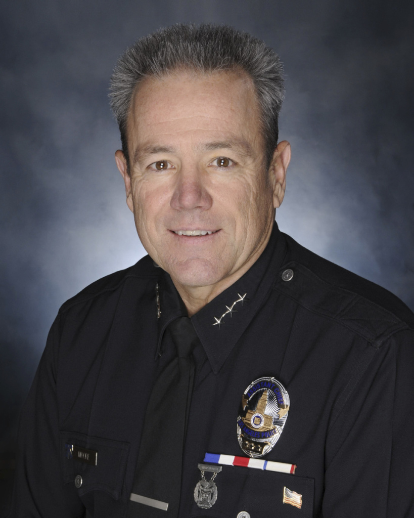 Meet And Greet With New Lapd Chief Moore Los Angeles County