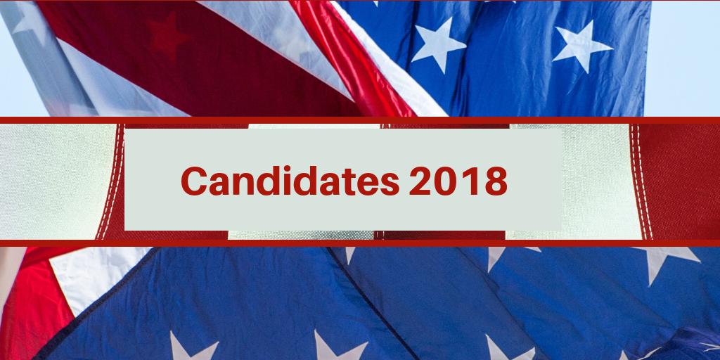 Republican Candidates 2018
