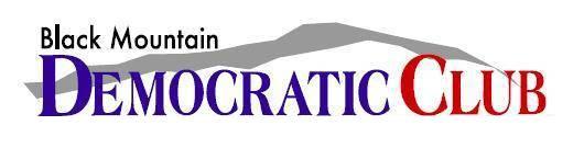 Black Mountain Democratic Club Logo