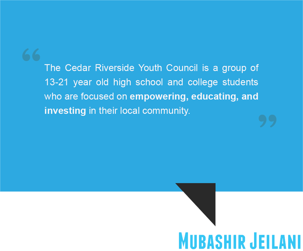 Cedar Riverside Youth Council