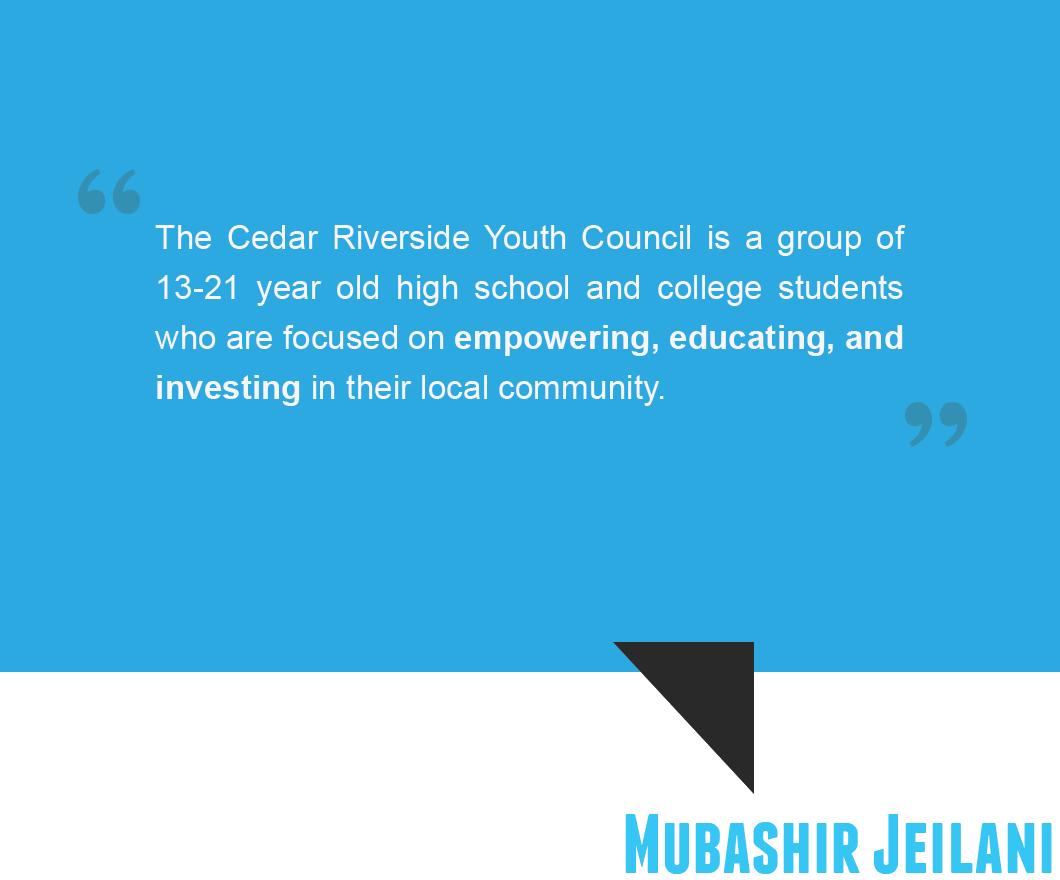 Cedar Riverside Youth Council