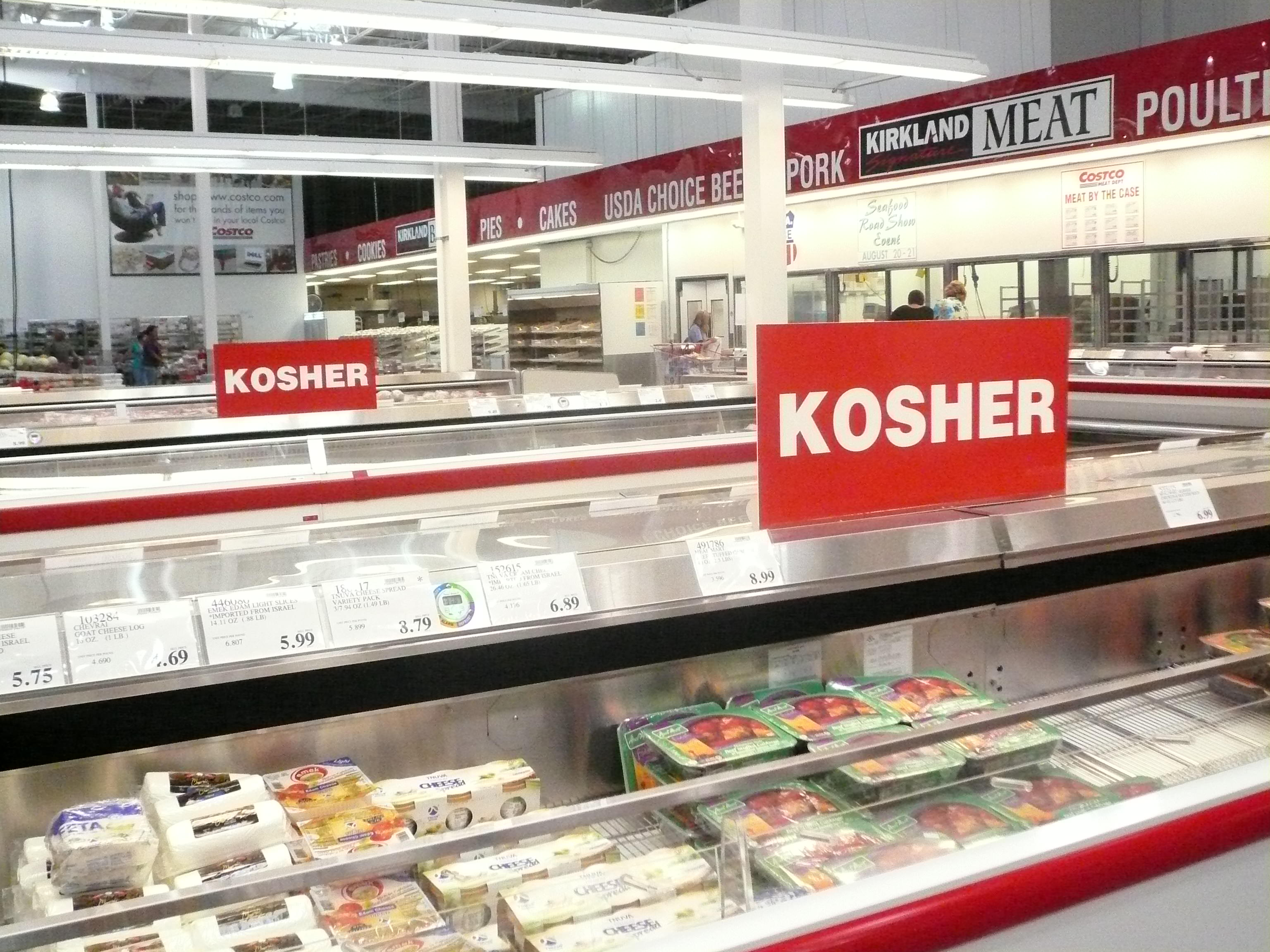 How to combat calgary s kosher food shortage for Keeping a kosher kitchen