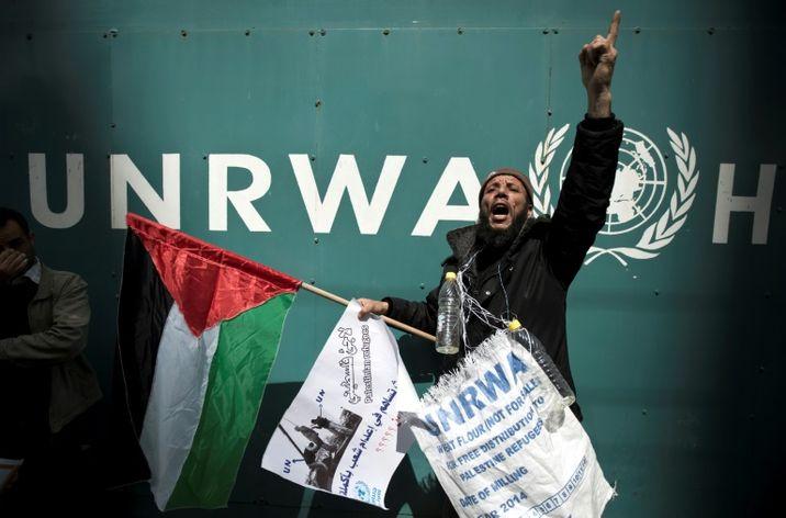 UNRWA at B'nai Brith Canada