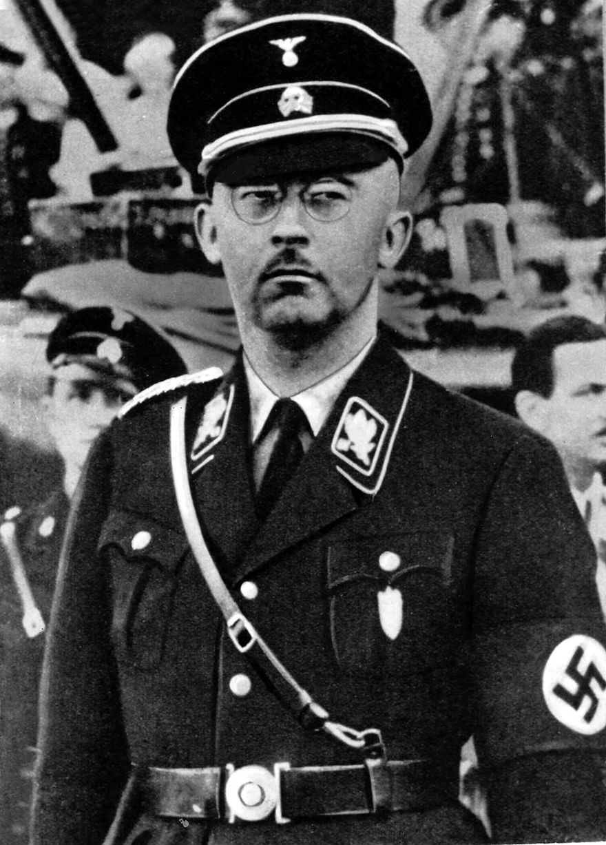 the holocaust heinrich himmler essay Who was heinrich himmler essaysheinrich himmler was reichsführer-ss (reich ss leader) and chief of the german police in this capacity, he was responsible for the.