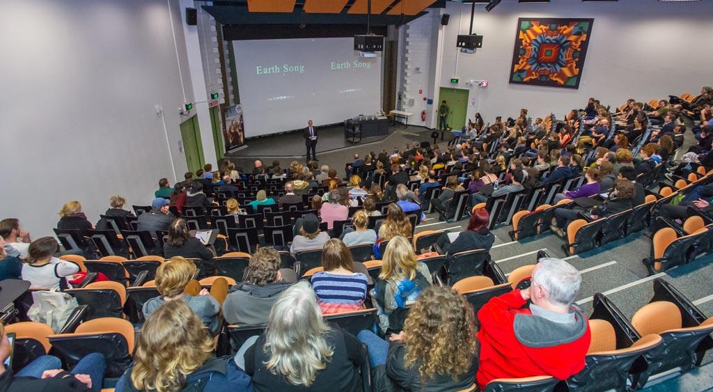 Bob Brown Deakin Lecture
