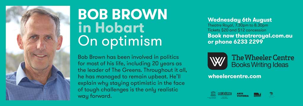 Bob in Hobart on Optimism