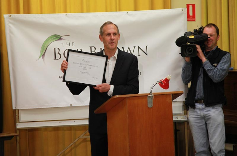 Bob Brown Foundation Environment awards