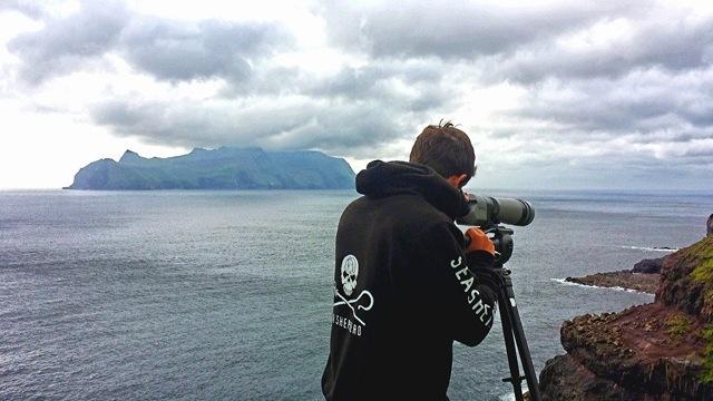 Sea Shepherd at the Faroe Islands