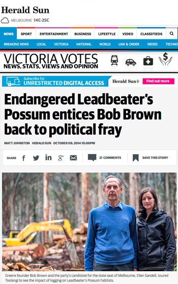 bob brown and green politics Bob brown resigned as leader of the greens and from the australian senate in   of australia, and the first openly gay leader of an australian political party bob .