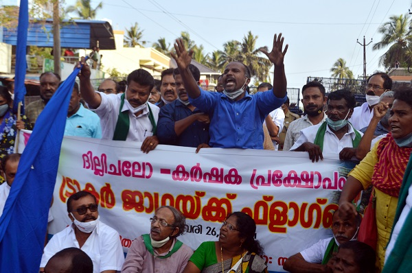 Fishers and farmers defy Adani in Kerala state