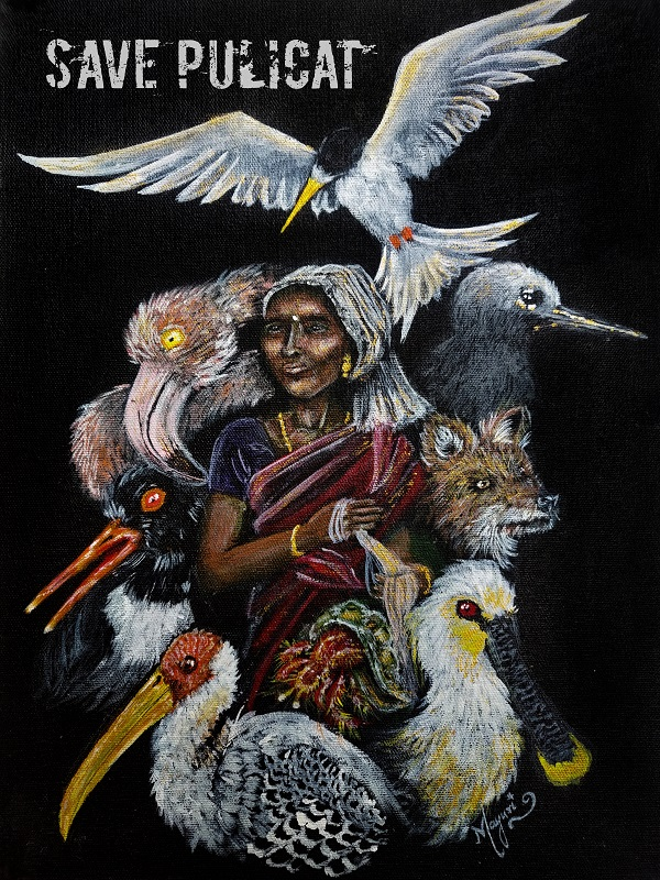 Painting by Mayuri Kotian