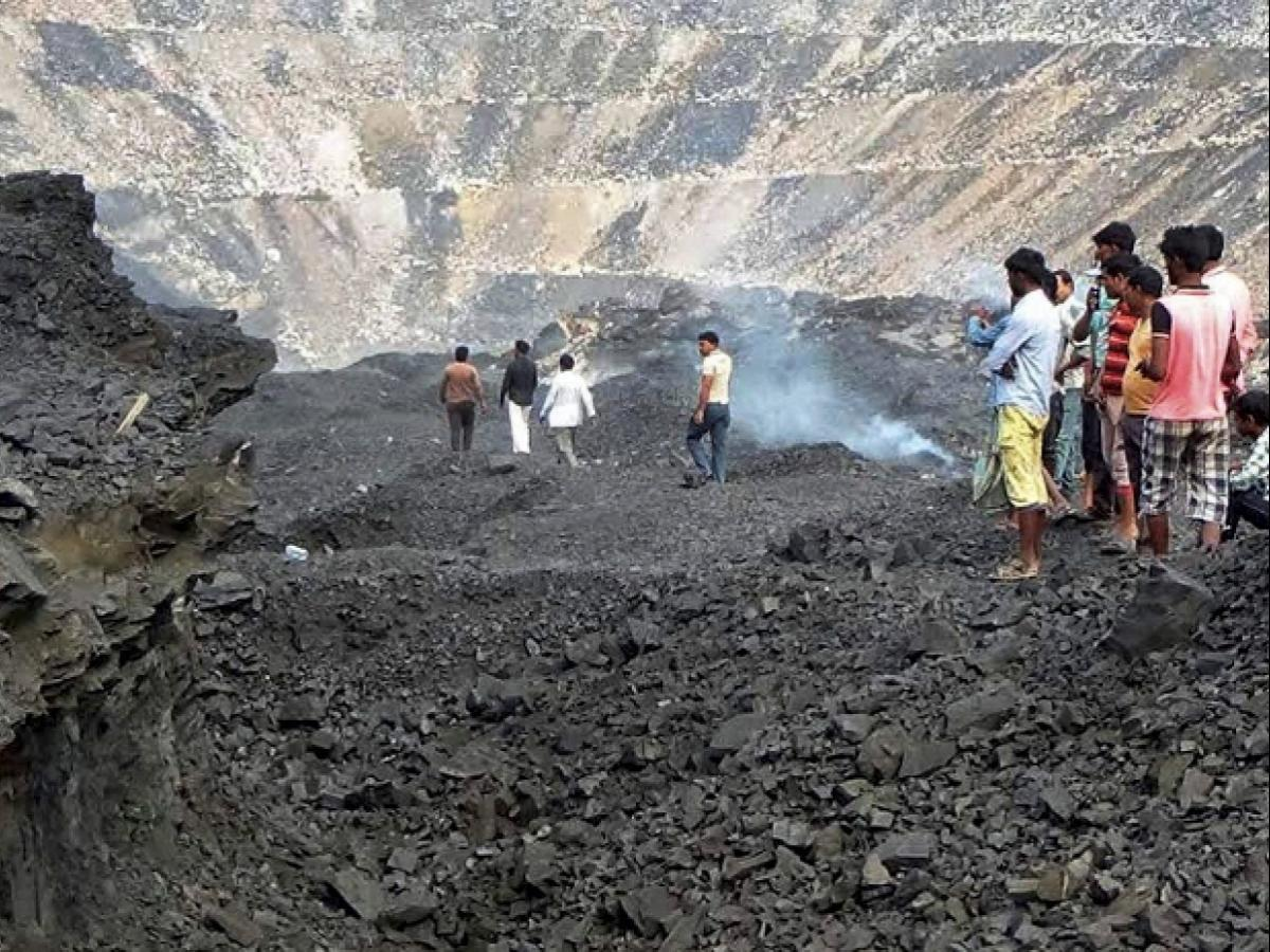 In the central Indian district of Raigarh, pollution from coal mines and power stations is poisoning the environment and people. Image courtesy Business Standard