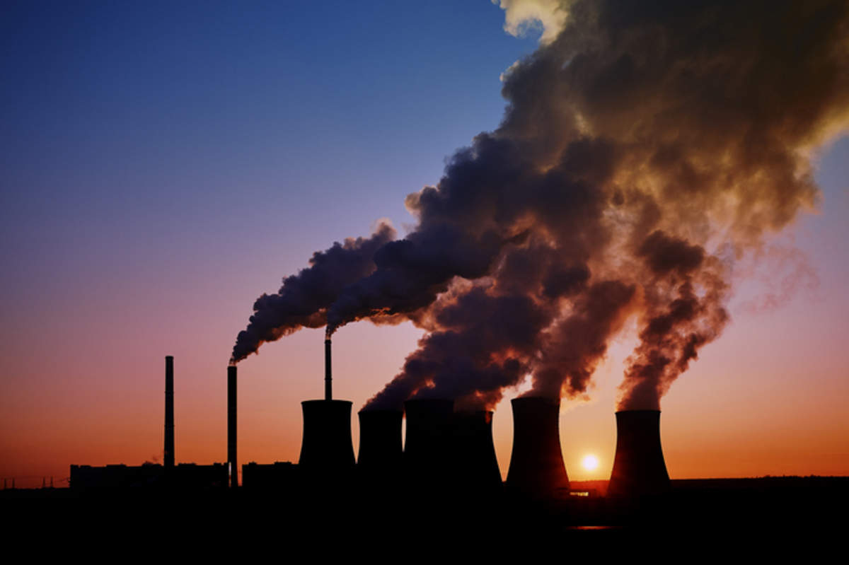 A new coal-power plant in Madhya Pradesh could become an expensive white elephant. Image courtesy ETEnergyworld