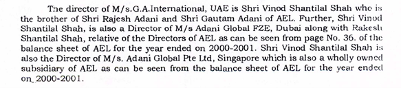 Figure 4. Page 28 of the adjudication order