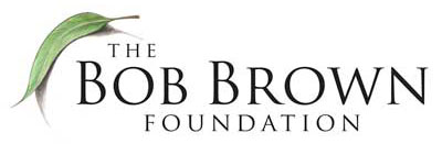 Bob Brown Foundation logo