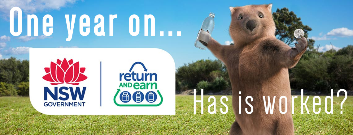 NSW Return and Earn Review