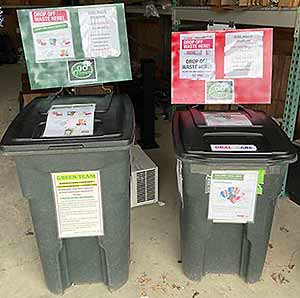 TerraCycle's Zero-Waste program