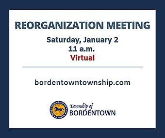 Reorganization Meeting