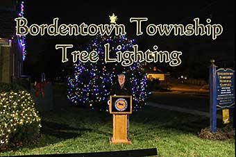 Bordentown Township Tree Lighting