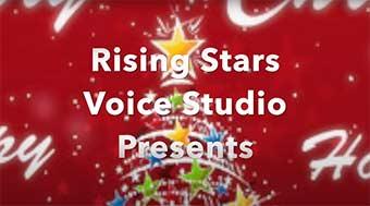 Rising Stars Voice Studio Presents