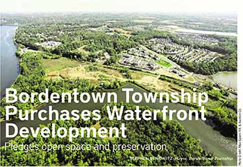 Bordentown Township Purchases Waterfront Development