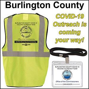 Burlington County COVID-19 Outreach