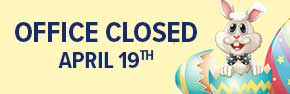 Township Offices Closed Good Friday