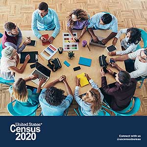 Partnering with the U.S. Census 2020