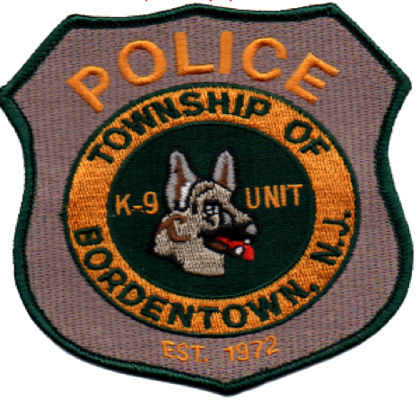 Canine Unit - Bordentown Township New Website