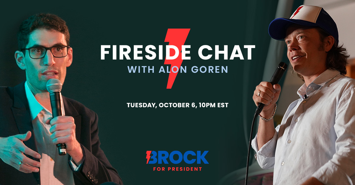 Fireside Chat with Alon Goren
