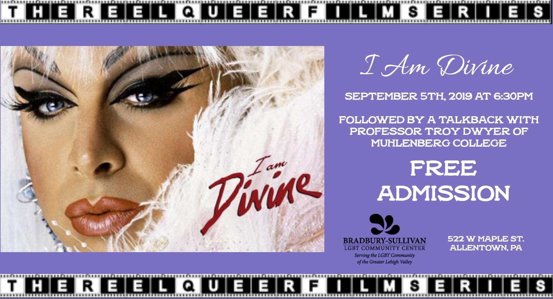 Reel Queer Film Series - Bradbury-Sullivan LGBT Community Center