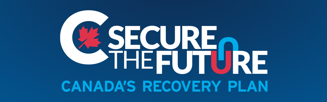 Secure The Future - Canada's Recovery Plan