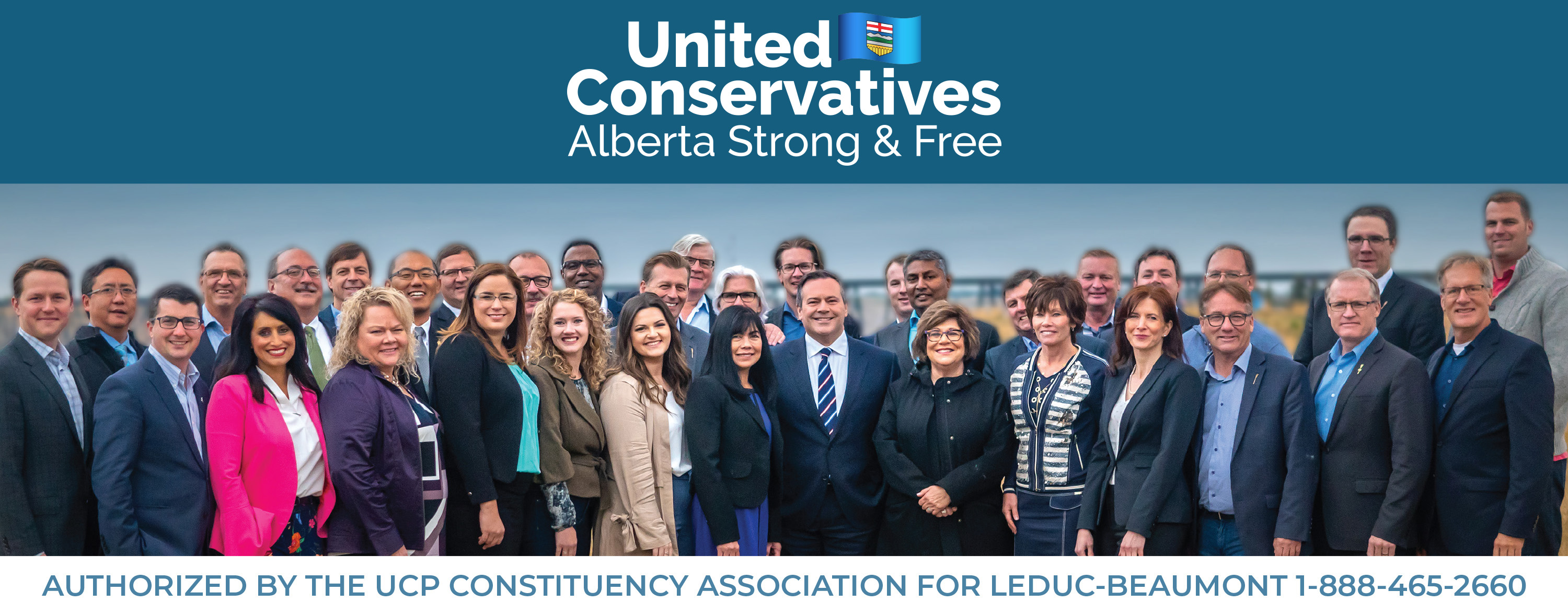 Brad Rutherford - United Conservative Party