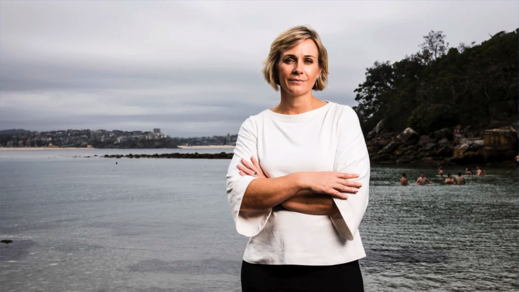 Zali Steggall launching campaign in Warringah
